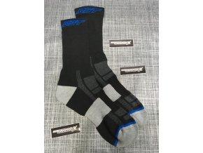 ponožky modre