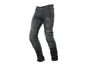 KALHOTY 4SR jeans Club Sport Grey 1