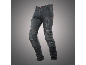 kalhoty 4sr club sport grey 1