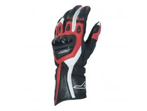 rukavice 2085 r 18 sport ce gloves red