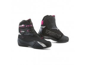 Boty TCX RUSH Black/Pink