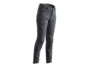 damské kevlarove jeans 2089 Aramid Straight Leg Ladies JN BLK 01 (5)