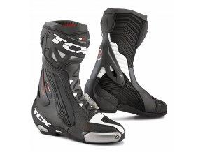 motocyklové boty tcx rt race pro air black