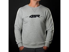 mikina 4r sweatshirt logo 1
