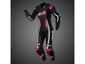 kombinéza Racing lady pink 0205