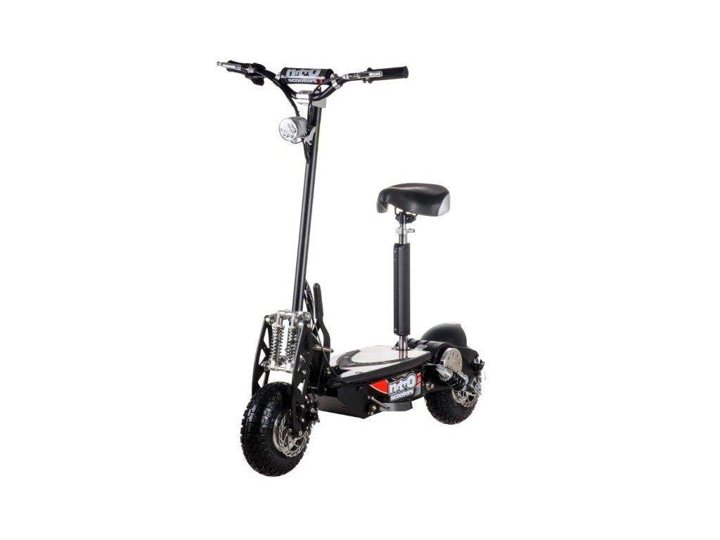 12098 nitro scooters xe1000 plus odnimatelna sedacka v cene