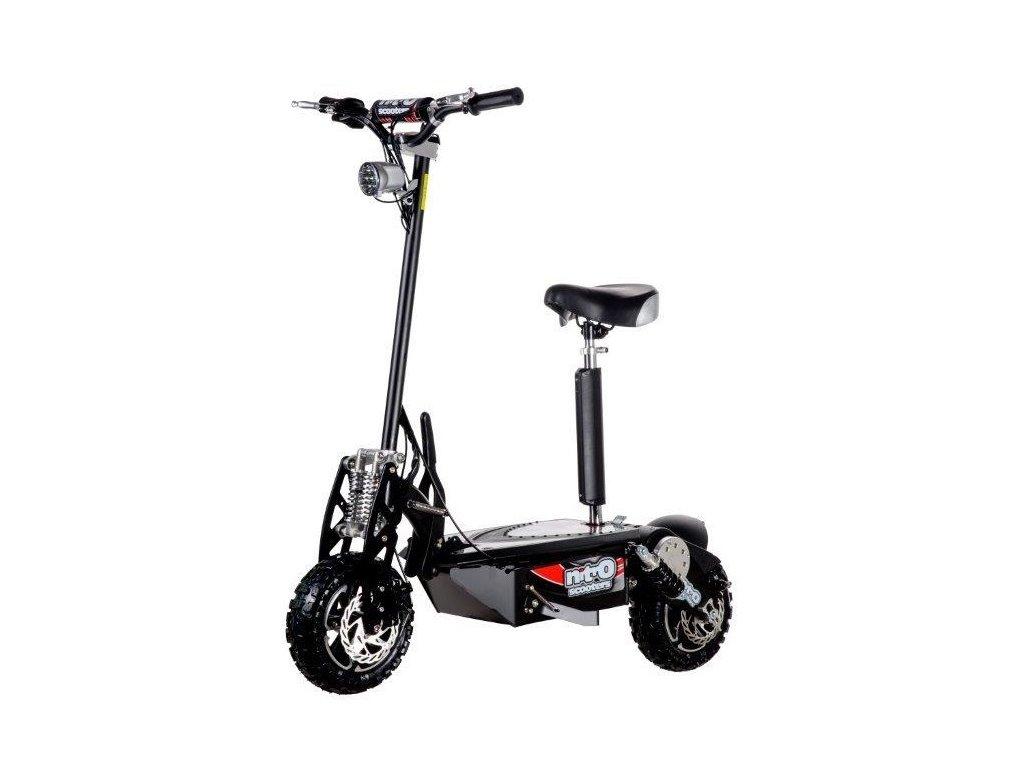 12101 nitro scooters xe1200 plus odnimatelna sedacka v cene