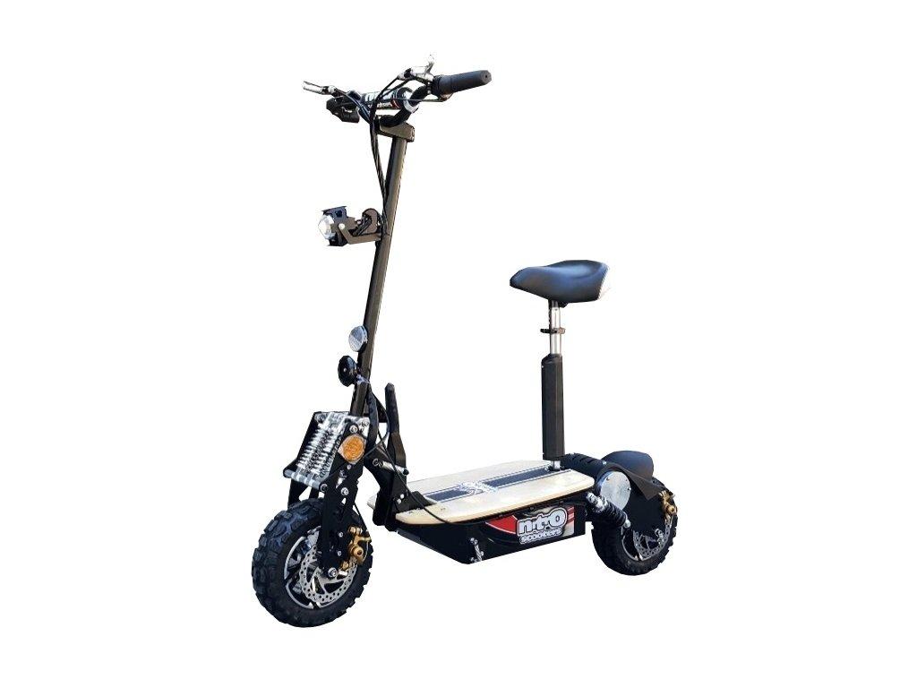 12263 nitro scooters cruiser 2000 gold plus