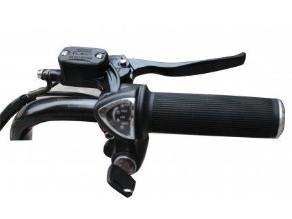 12335 hydraulicke brzdy chopper predne