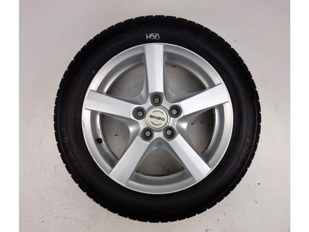 """VW Jetta 16"""" zimní sada"""