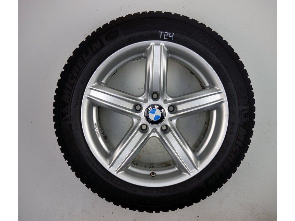 "BMW 5 F10 F11 17"" zimní sada"