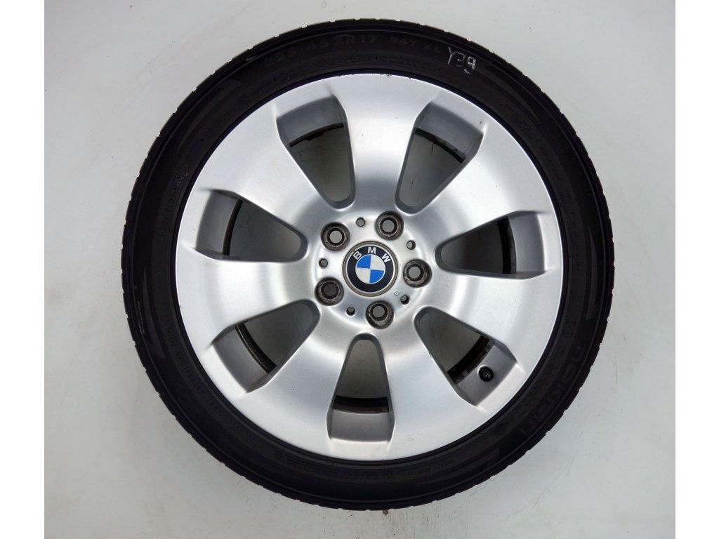 """BMW 3 E91 17"""" Originální letní sada"""