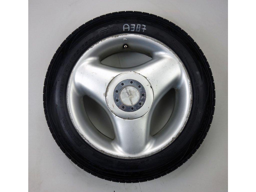 "Fiat Punto 14"" letní sada"