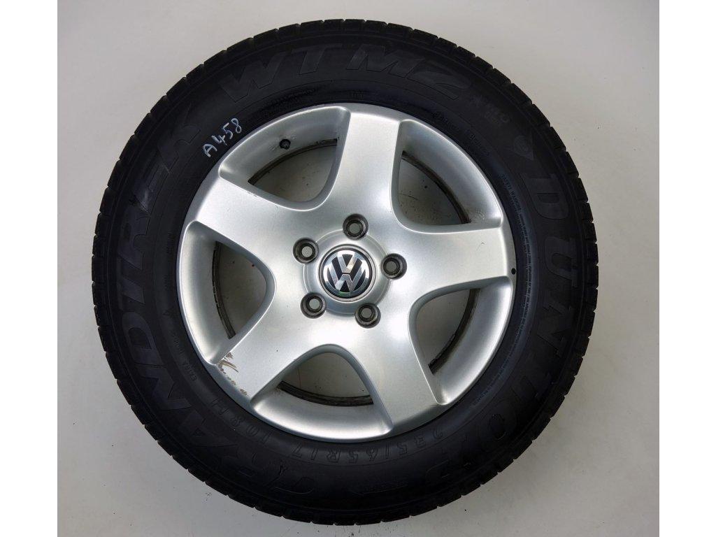 "Volkswagen Touareg 17"" Originální zimní sada"