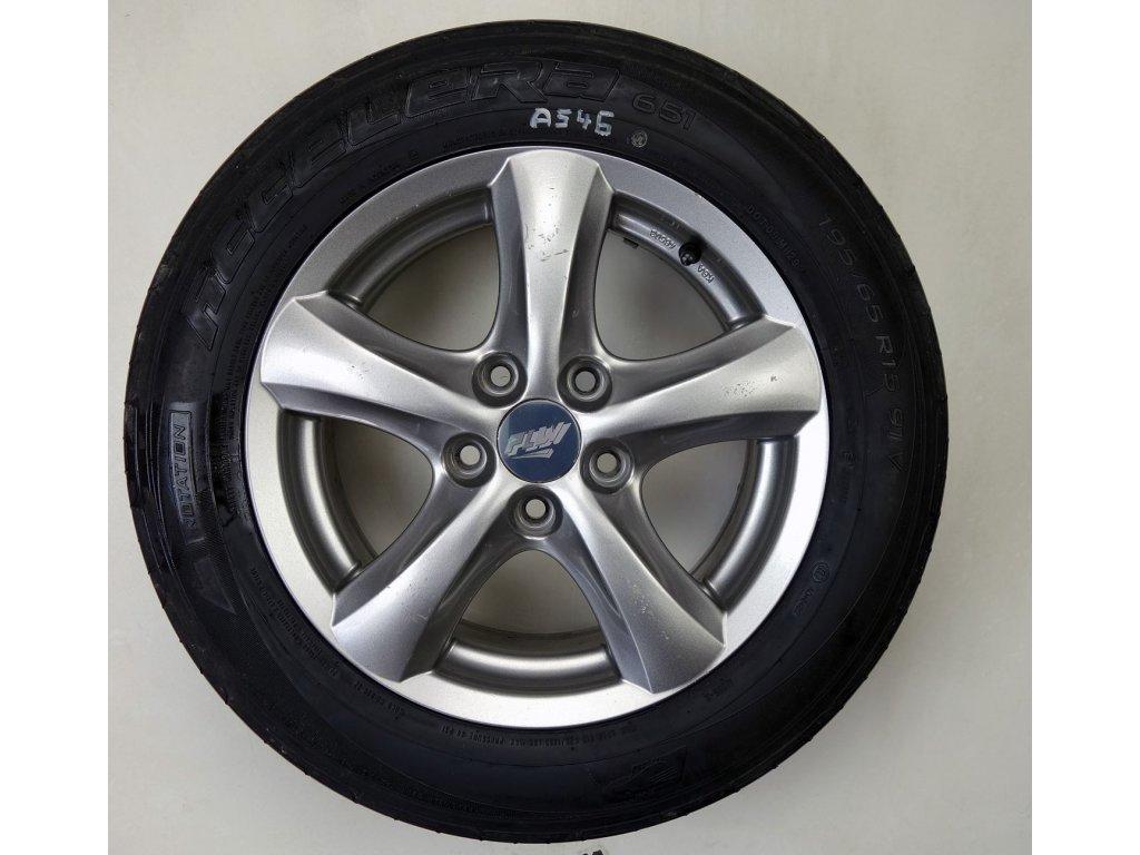 """Opel Zafira 15"""" letní sada"""