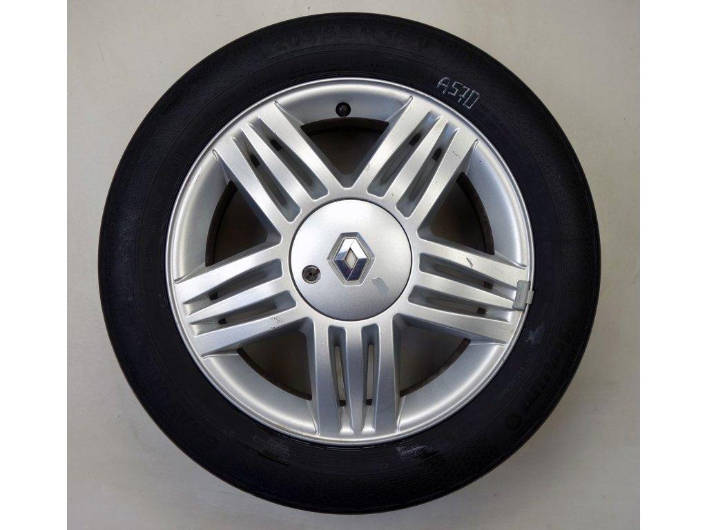 """Renault Megane 16"""" Originální letní sada"""