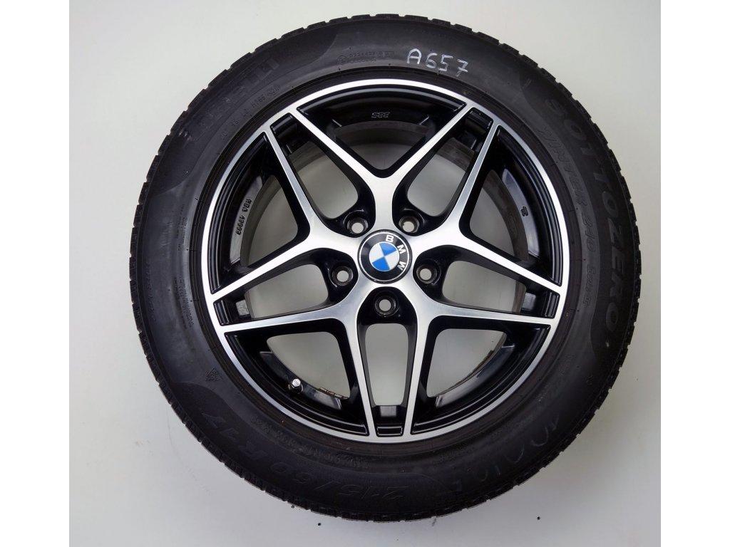 """BMW X3 17"""" zimní sada"""