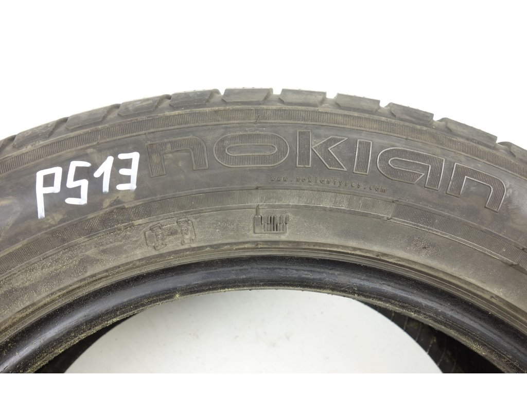 Zimní Nokian 235/55R17 - 4ks - vzorek cca 6,1 mm