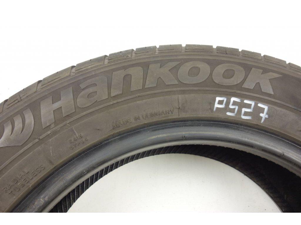 Letní Hankook 185/65R15 - 4ks - vzorek cca 5,2 mm