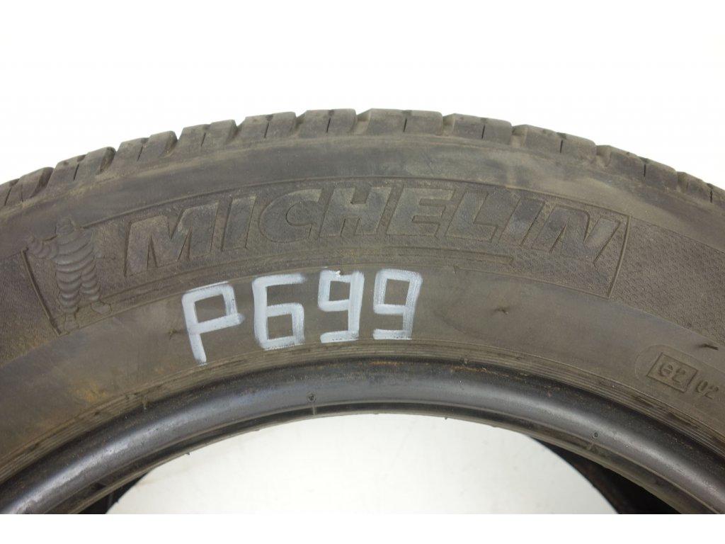 Letní Michelin 175/65R14 - 2ks - vzorek cca 5,1 mm