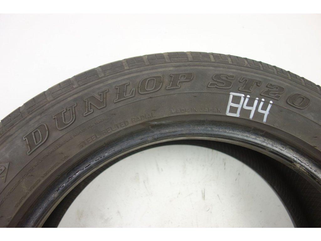 Celoroční Dunlop 215/60R17 - 4ks - vzorek cca 5,4 mm