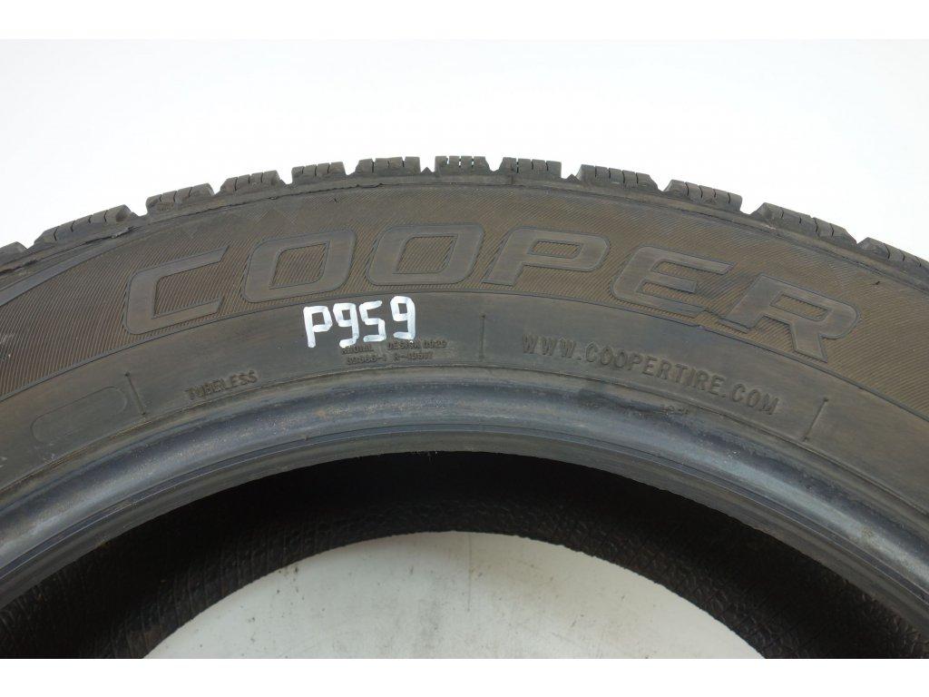 Zimní Cooper 235/55R19 - 4ks - vzorek cca 8,8 mm