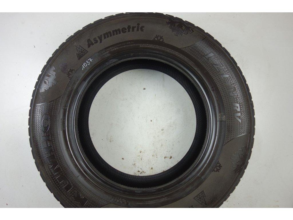 Zimní Kumho 225/65R17 - 2ks - vzorek cca 5,4 mm
