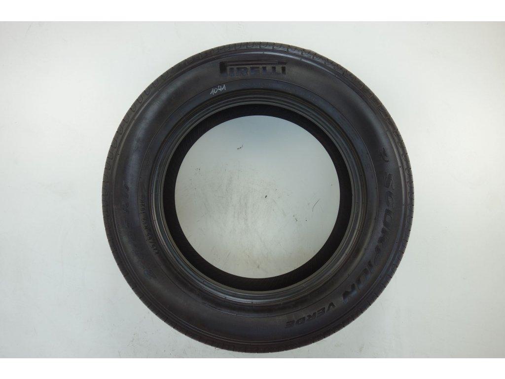 Letní Pirelli 225/65R17 - 4ks - vzorek cca 7,3 mm