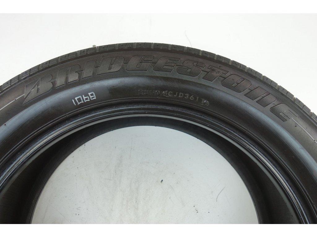 Letní Bridgestone 235/55R19 - 4ks - vzorek cca 4,3 mm