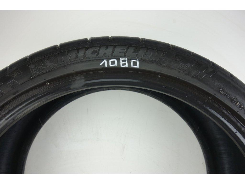 Letní Michelin + Yokohama 265/35R20 - 4ks - vzorek cca 5 mm