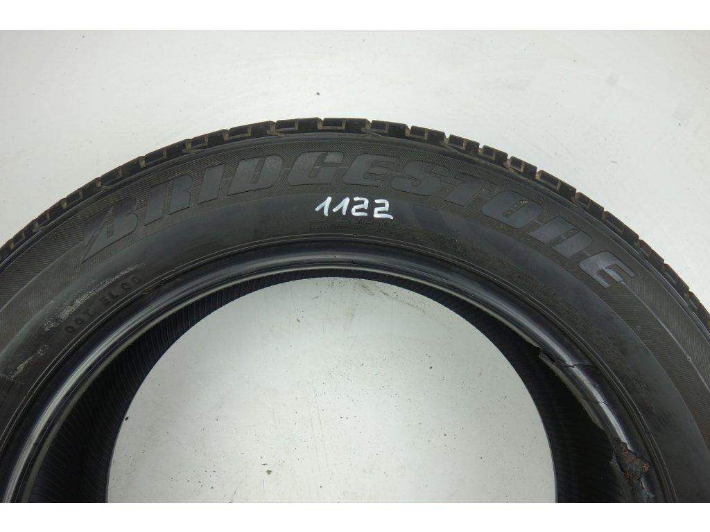 Letní Bridgestone 225/55R18 - 4ks - vzorek cca 1,9 mm