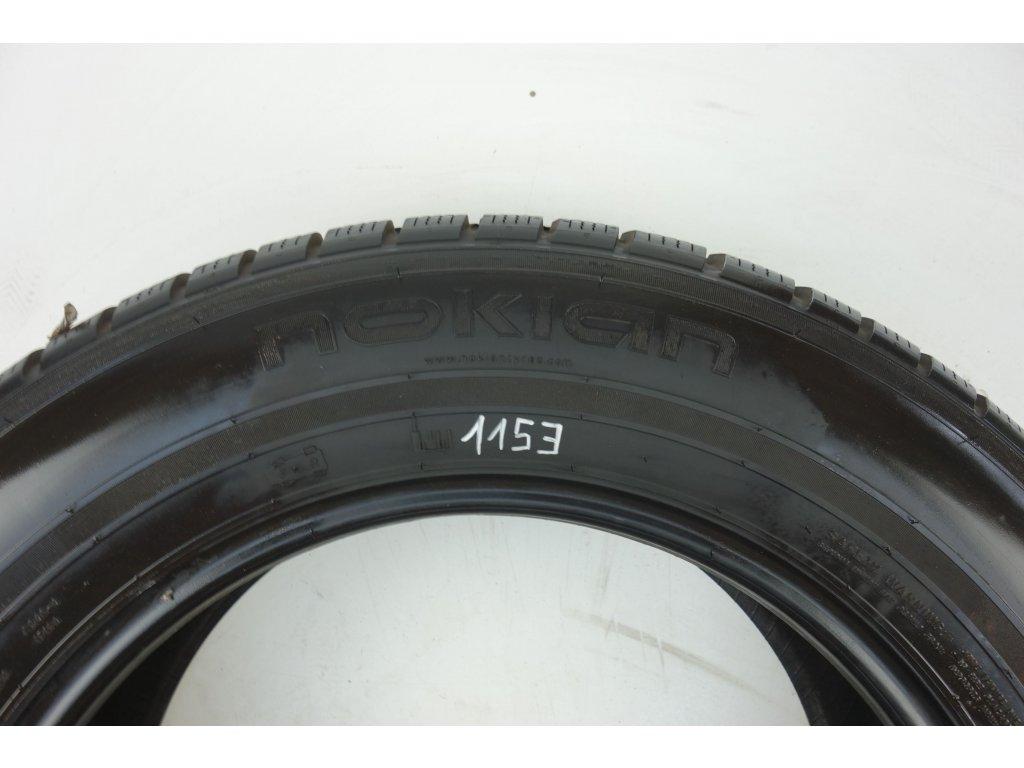 Zimní Nokian 225/65R17 - 4ks - vzorek cca 8 mm