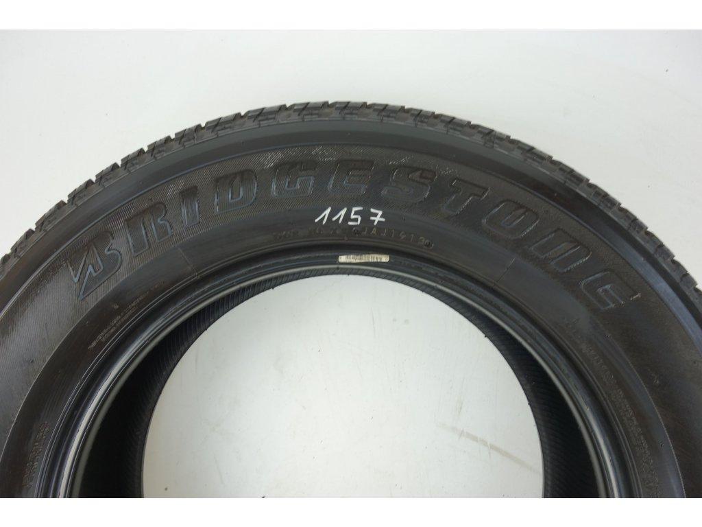 Celoroční Bridgestone 265/60R18 - 4ks - vzorek cca 5,4 mm