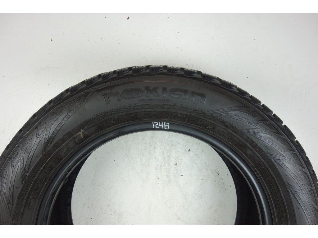 Zimní Nokian 225/60R17 - 4ks - vzorek cca 6,3 mm
