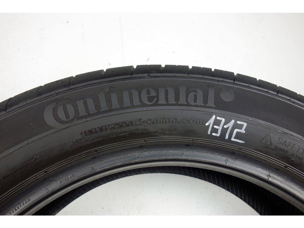 Letní Continental 215/55R18 - 4ks - vzorek cca 7,8 mm
