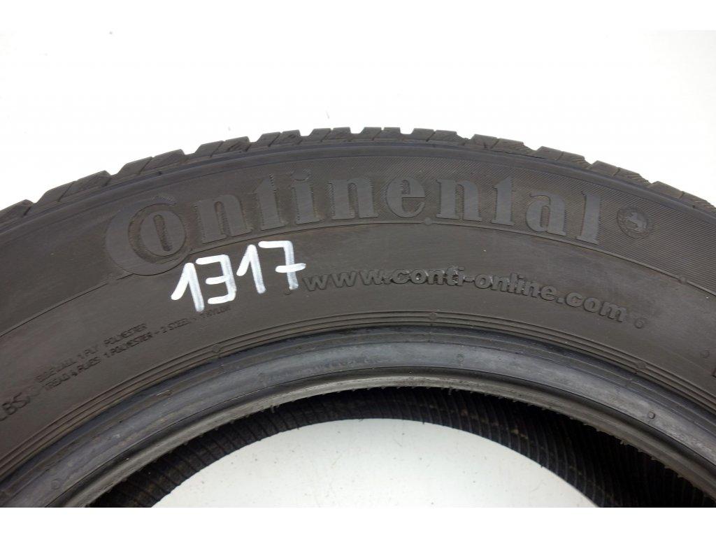 Letní Continental 185/65R15 - 4ks - vzorek cca 6,8 mm