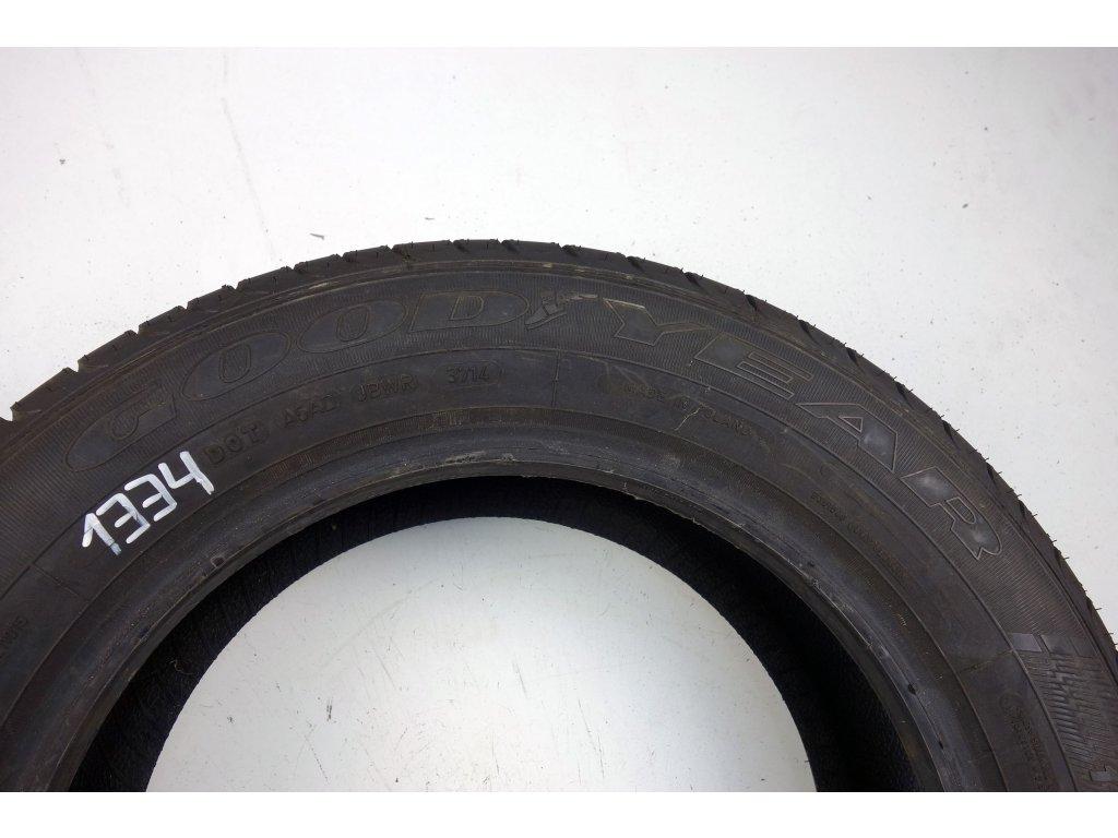 Letní Goodyear 185/65R15 - 2ks - vzorek cca 7,5 mm