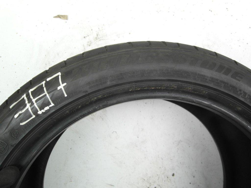 Letní Bridgestone 225/45R18 + 255/40R18 - 4ks - vzorek cca 6,2 mm