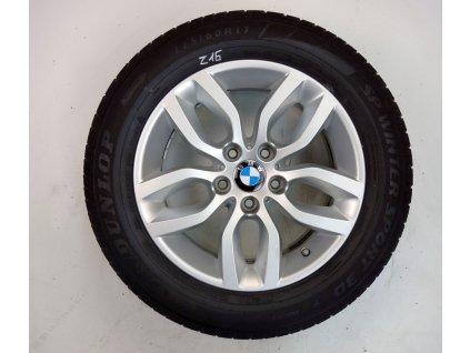 "BMW X3 X4 F25 F26 17"" Originální zimní sada"