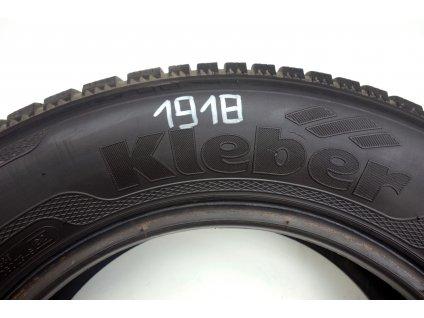Zimní Kleber 205/65R15 - 4ks - vzorek cca 5,9 mm