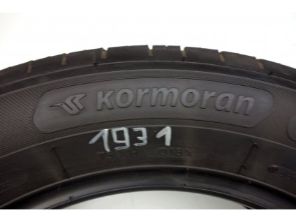 Letní Kormoran 225/60R17 - 4ks - vzorek cca 7,3 mm