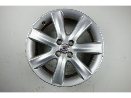 "Toyota Yaris 17"" Originální alu kola"