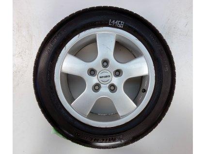 "Nissan Almera 15"" alu kola"
