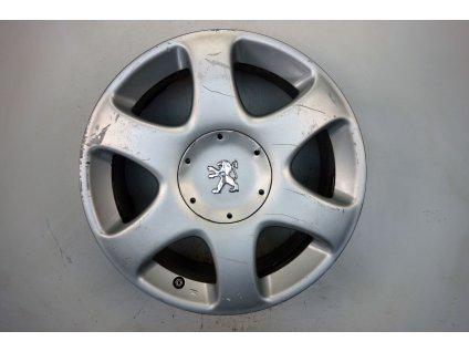 """Peugeot 607 17"""" Originální alu kola"""