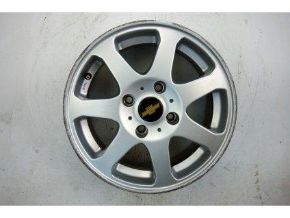 """Chevrolet Nubira 15"""" Originální alu kola"""