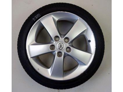 "Toyota Auris 17"" Originální letní sada"