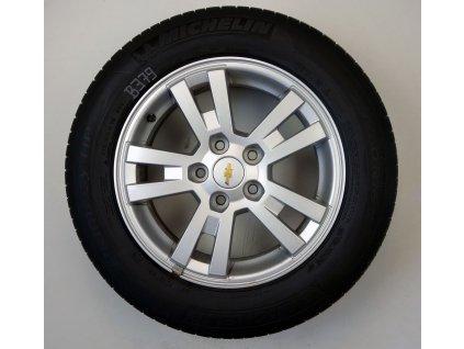 "Chevrolet Orlando 16"" Originální letní sada"