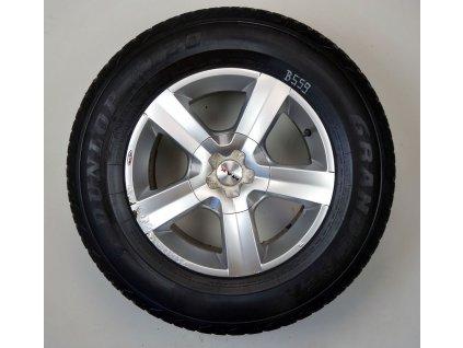 """Toyota Land Cruiser 17"""" celoroční sada"""