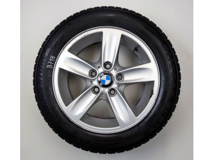 """BMW 1 E81 E82 E87 16"""" Originální zimní sada"""