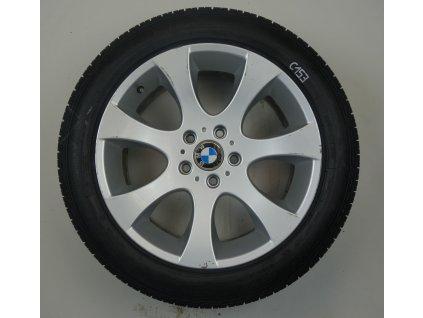 "BMW X3 18"" Originální letní sada"